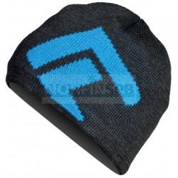 Шапка Direct Alpine KAMENY anthracite/blue