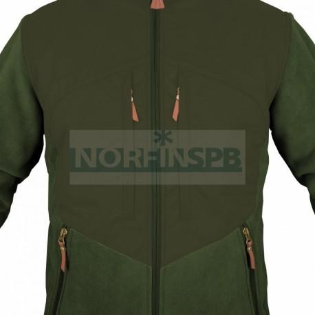 Куртка из полара Graff, Polaron-X-400 и мембрана Bratex