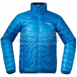 Пуховка Bergans Down Light Jkt, Lt SeaBlue