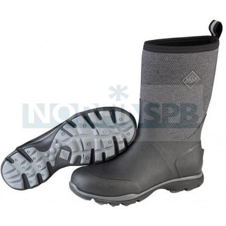 Зимние сапоги Muck Boot Arctic Excursion Mid, серые