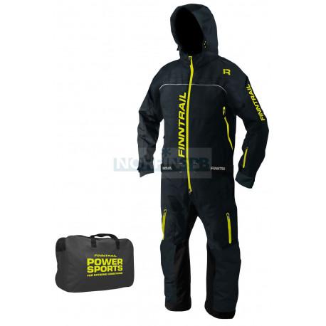 Зимний костюм Finntrail MS30, Graphiteyellow