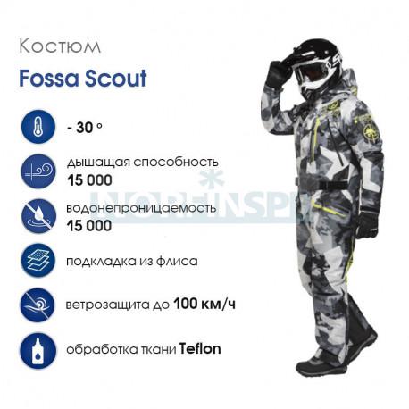Зимний универсальный комбинезон Fossa Scout