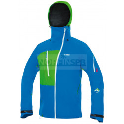 Куртка Direct Alpine Devil Alpine, blue/green