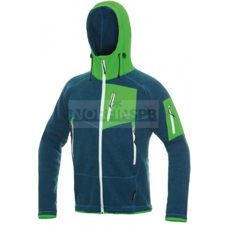 Куртка Direct Alpine Jasper, petrol/green