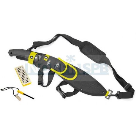 Мачете Firebird F804-FS желто-черный