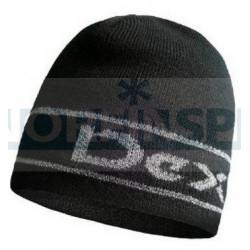 Водонепроницаемая шапка DexShell Beanie Reflective Logo (Black)