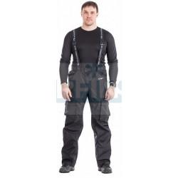 Мембранные брюки Dragonfly QUAD BLACK
