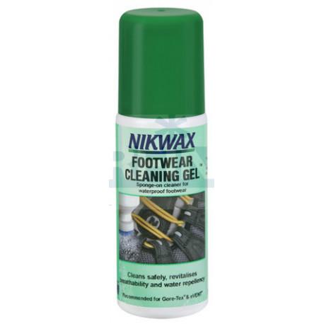Средство для очистки обуви Footwear Cleaning Gel (125 мл), Nikwax