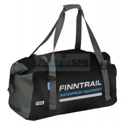 Гермосумка Finntrail Huge Roll 120L Black