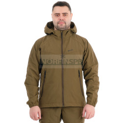 Куртка Novatex Гудзон (нейлон, хаки)