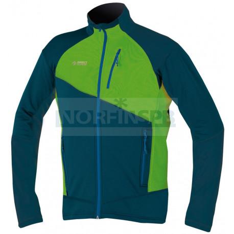 Толстовка Direct Alpine GAVIA petrol/green